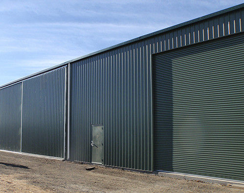 steel sheds for sale in ireland 16 - Garden Sheds Galway