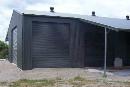 Steel Sheds Steel Sheets For Roofing And Cladding In