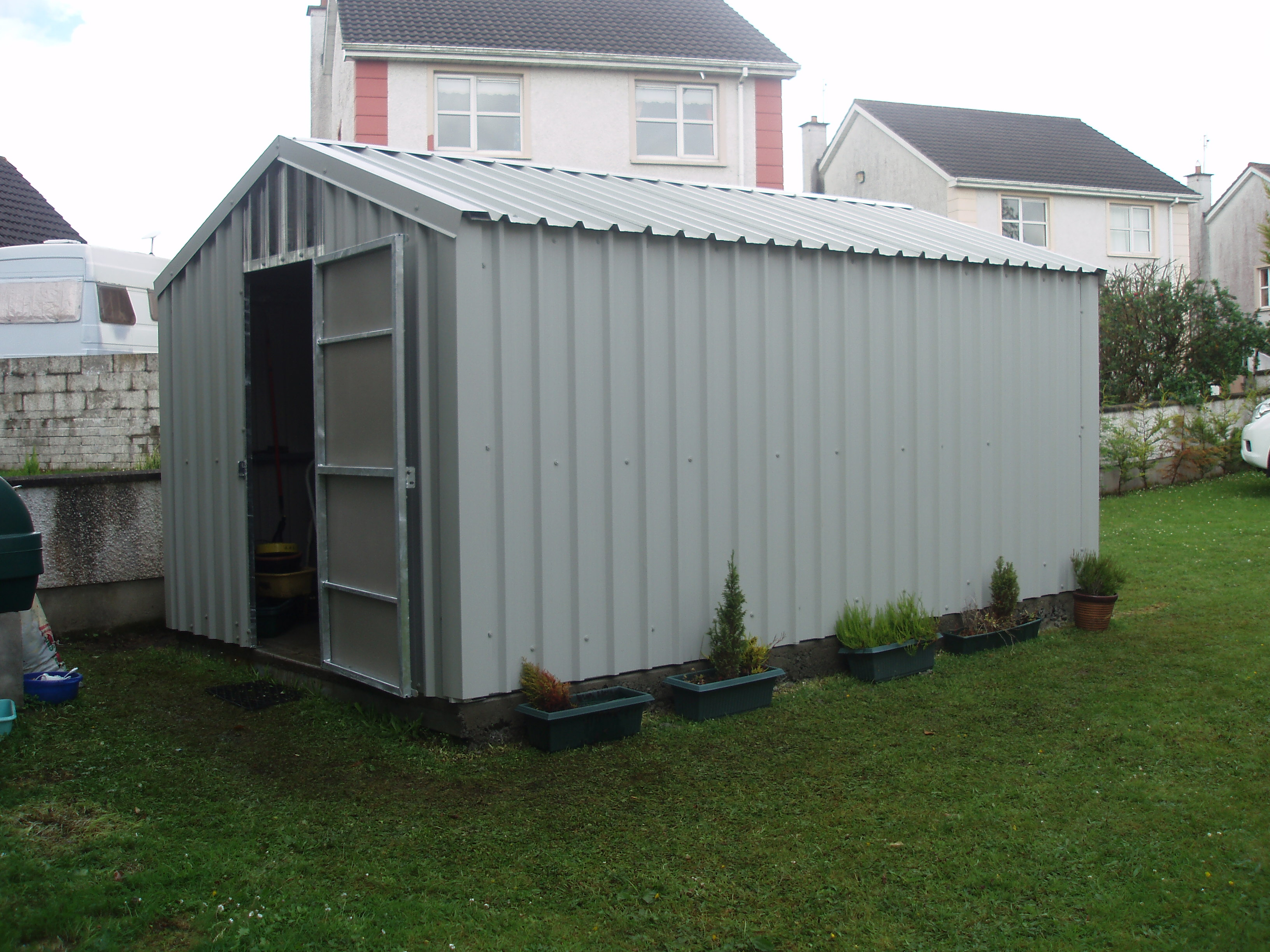 shed sheds storage gallery in garden for dundonald sale