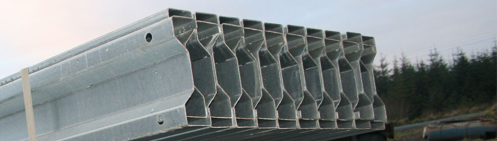 c section steel purlins