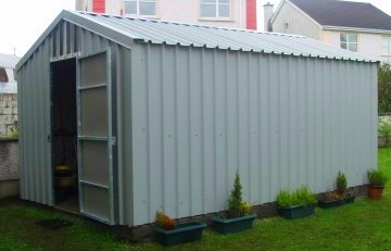 steel garden shed for sale in donegal