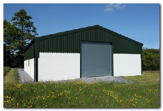 steel farm sheds